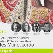 Curso Colocación implantes monocuerpo en cabezas crioconservadas